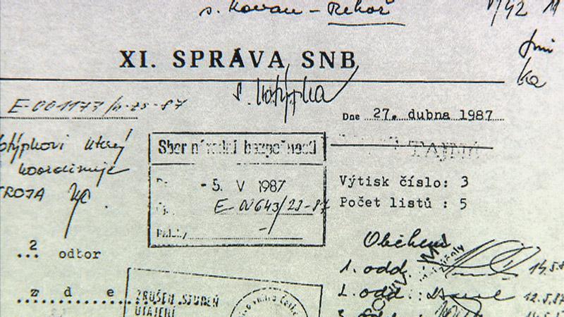 Správa SNB