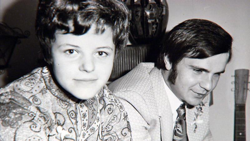 František Doskočil s manželkou