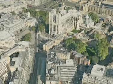 3D mapa od společnosti C3