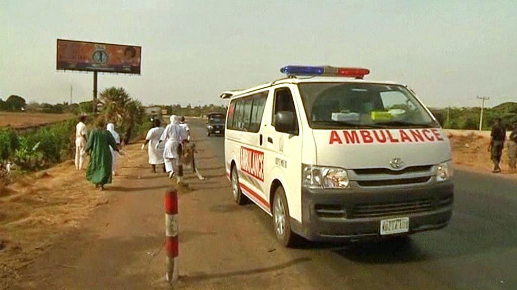 Nigerijská sanitka