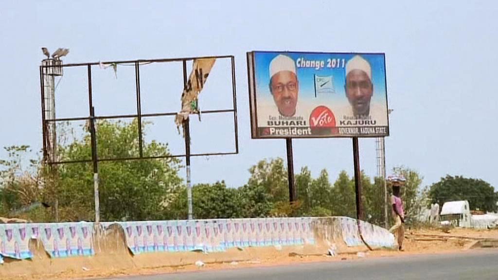 Povolební Nigérie