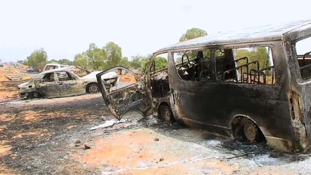Následky povolebních nepokojů v Nigérii