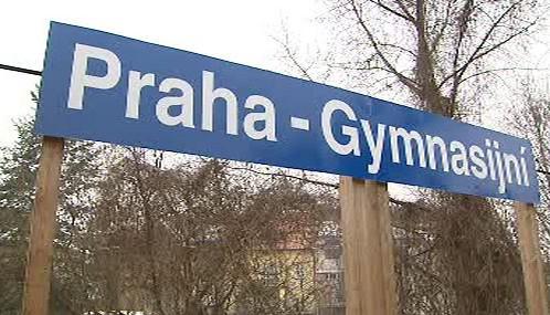 Zastávka Gymnasijní
