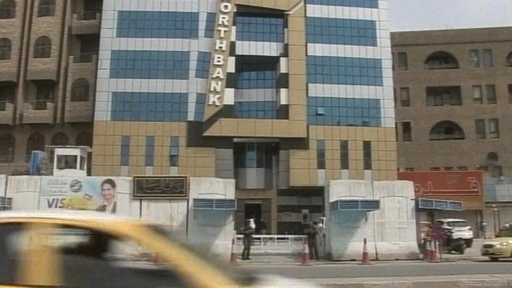 Irácká banka