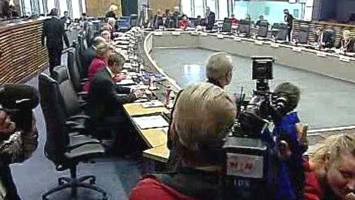 Jednání Evropské komise