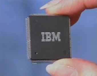 Čip společnosti IBM