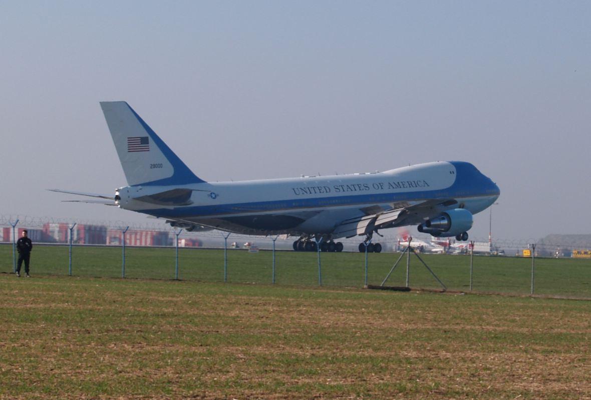 Letadla amerického prezidenta