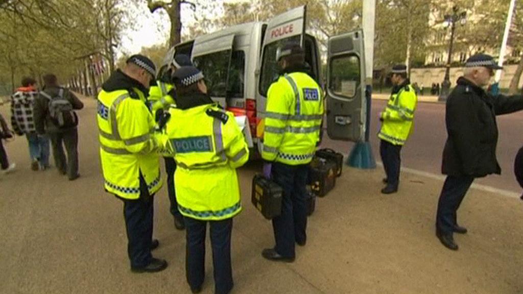 Britská policie se připravuje na svatbu prince Williama