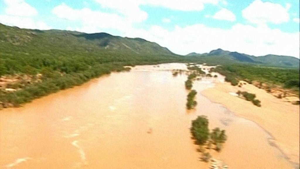Ekosystémy v Austrálii výrazně poškodily záplavy