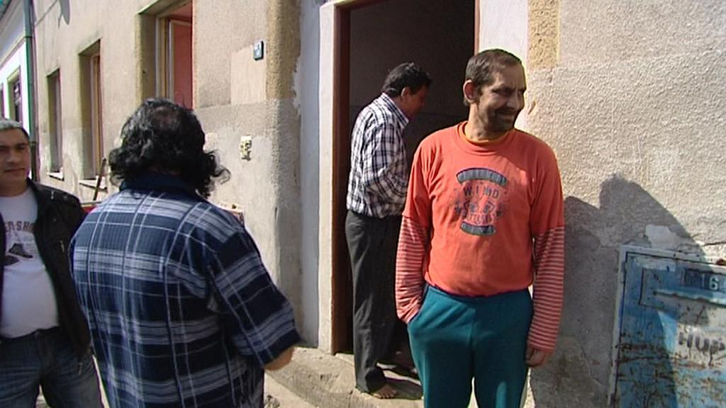 Romové v Bydžově