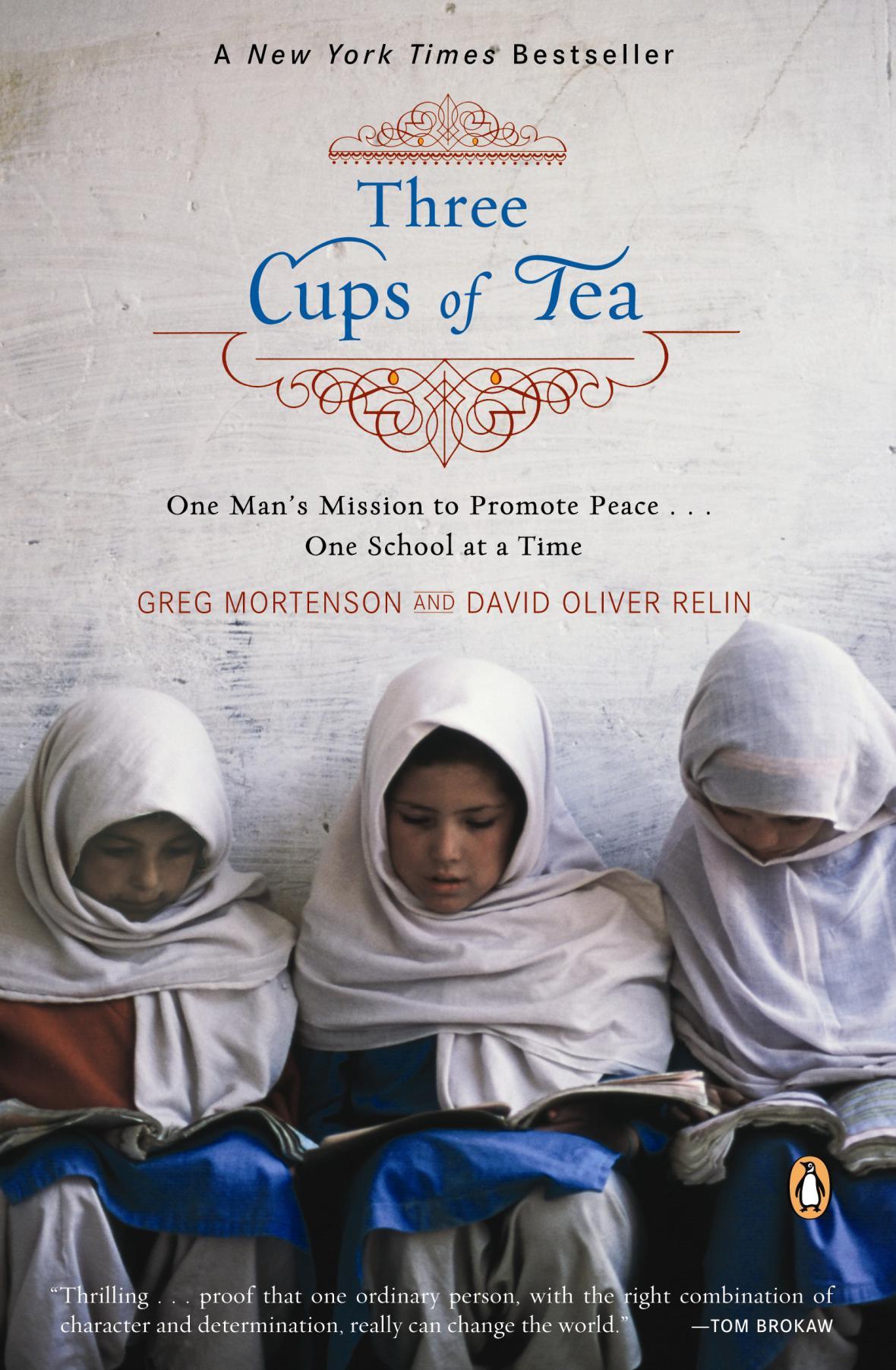 Tři šálky čaje