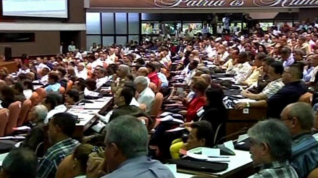 Sjezd kubánských komunistů