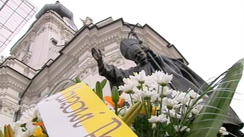 Socha Jana Pavla II.