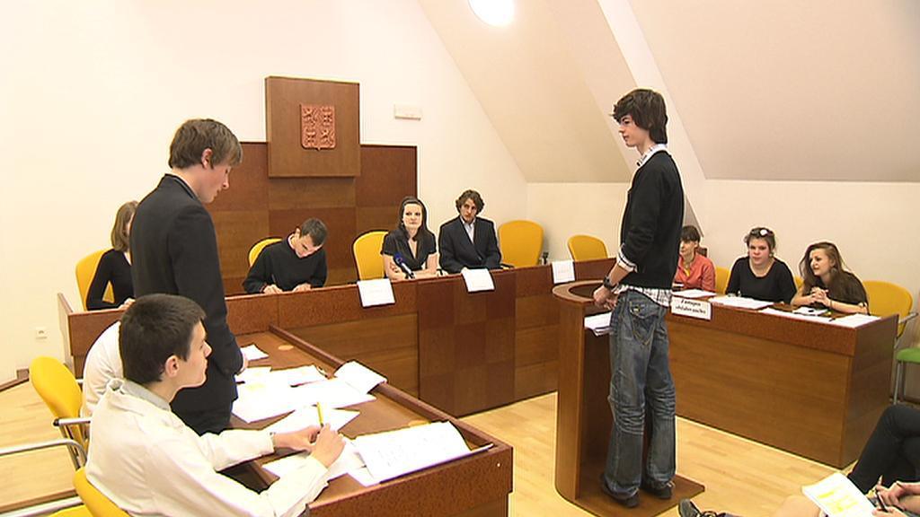 Studenti u soudu