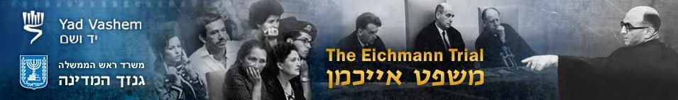 Jad Vašem zveřejnil na YouTube proces s Eichmannem