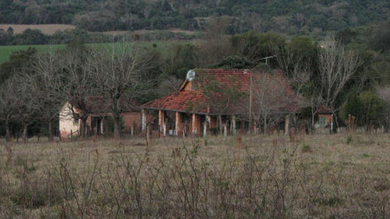 Mengeleho dům v Paraguayi
