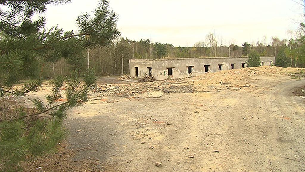 Bývalý vojenský prostor Ralsko