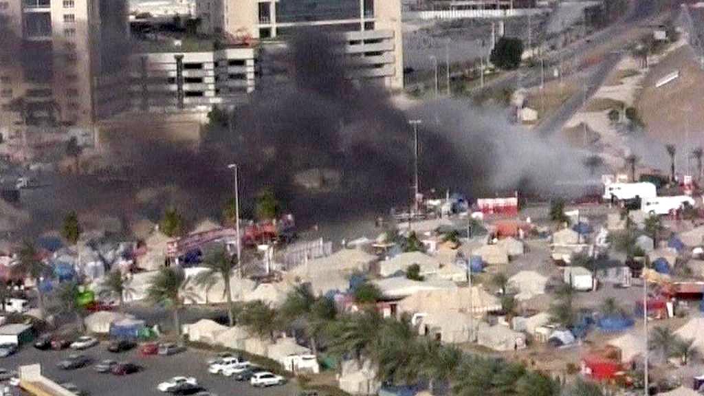 Nepokoje v Bahrajnu
