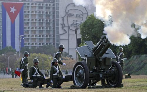 Oslavy na Kubě