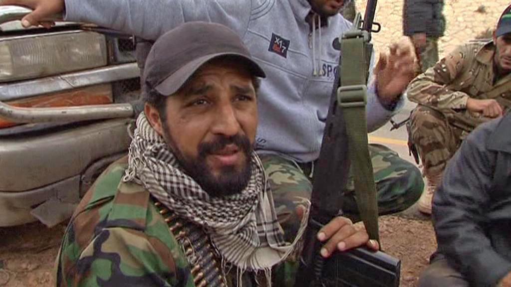 Libyjští povstalci