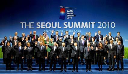 Summit G20 v Soulu