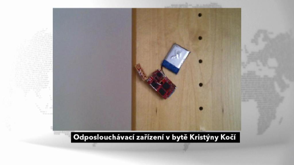 Štěnice v bytě Kristýny Kočí