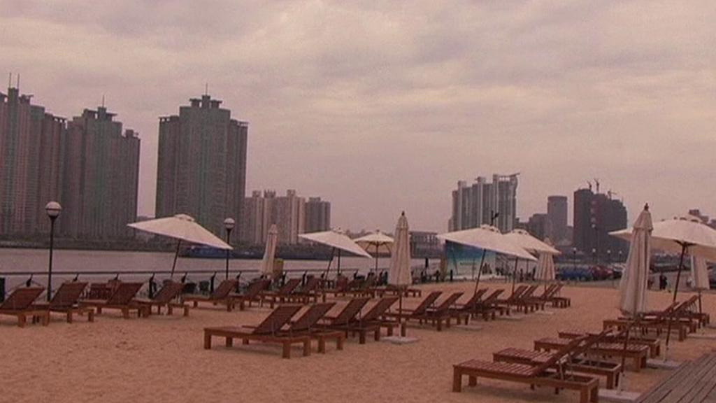Šanghajská pláž