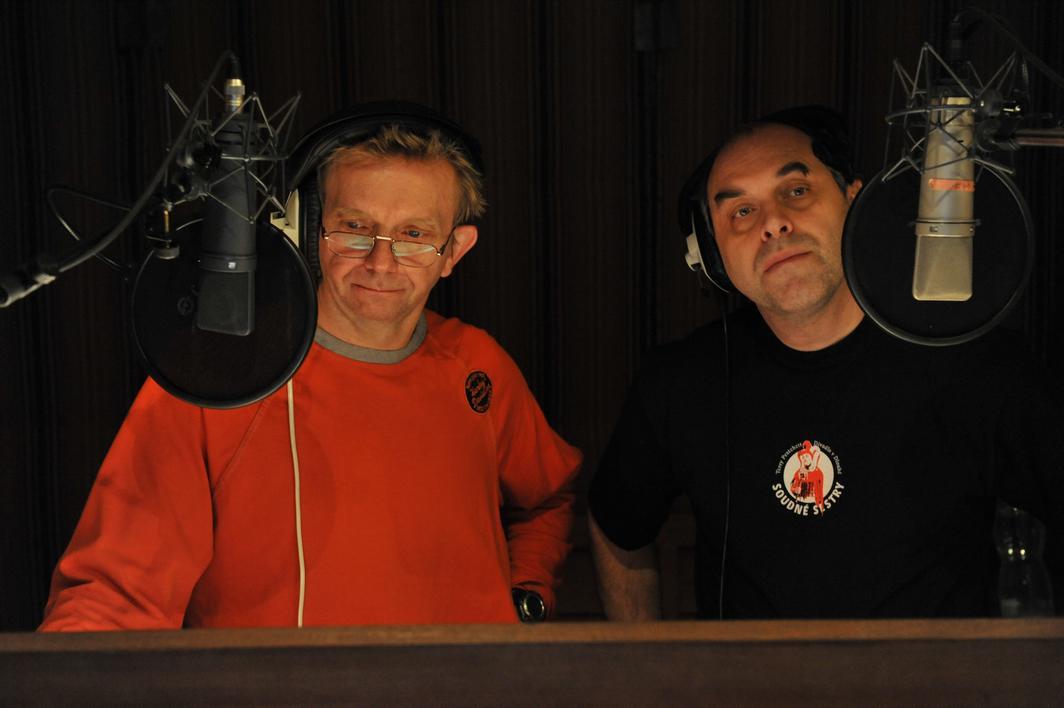Miroslav Vladyka a Miroslav Táborský