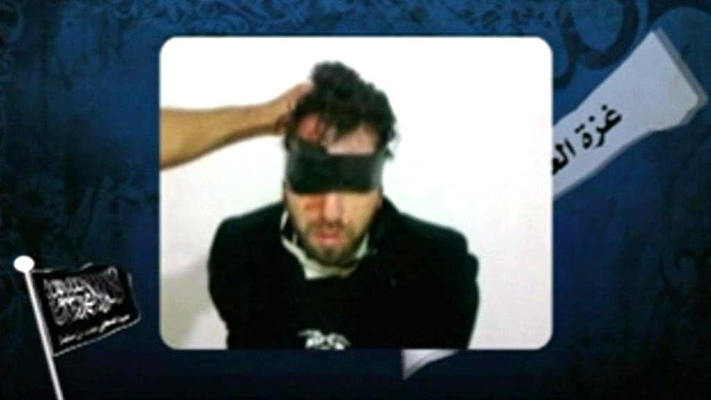 Unesený Ital Vittorio Arrigoni
