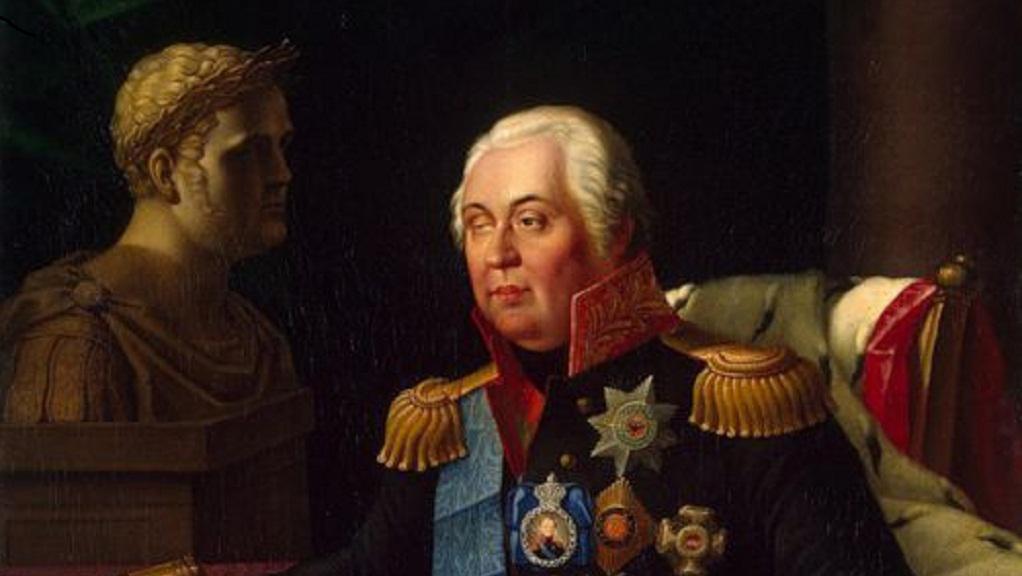 Ruský generál Michail Kutuzov