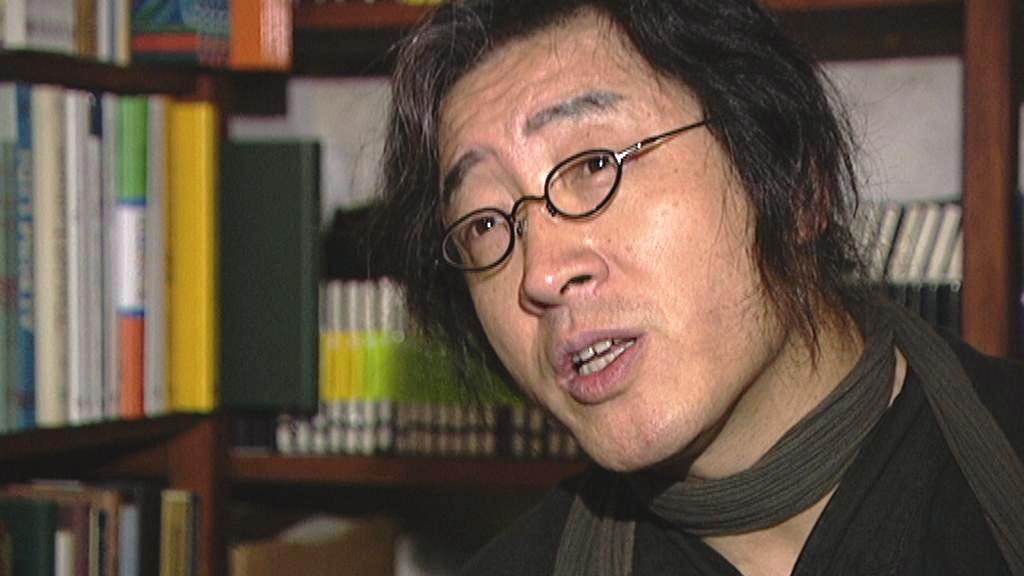 Čínský spisovatel Bei Ling