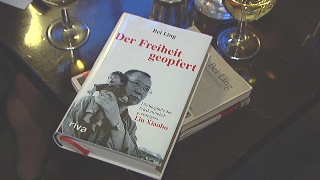 Kniha čínského spisovatele Bei Linga