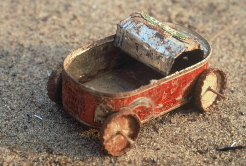 Dětská hračka z Konga