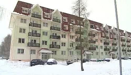 Bytový dům v Ralsku