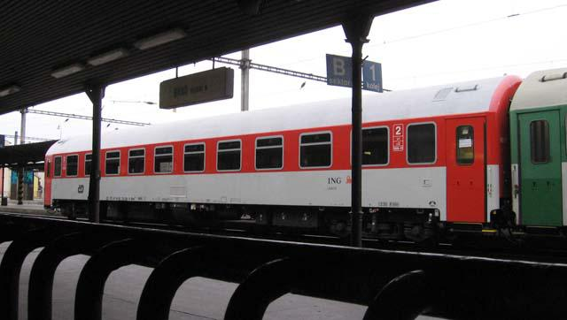 Rekonstruovaný vagon
