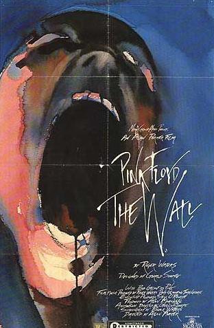 Plakát filmu The Wall