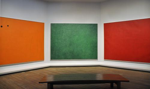 Retrospektiva Joana Miróa v Tate Modern