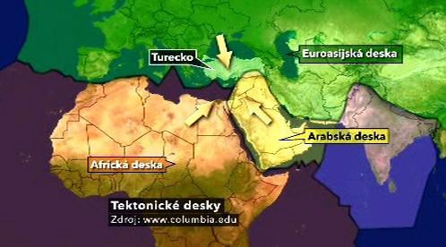 Tektonické desky