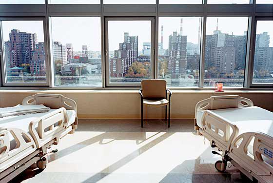 Newyorská nemocnice