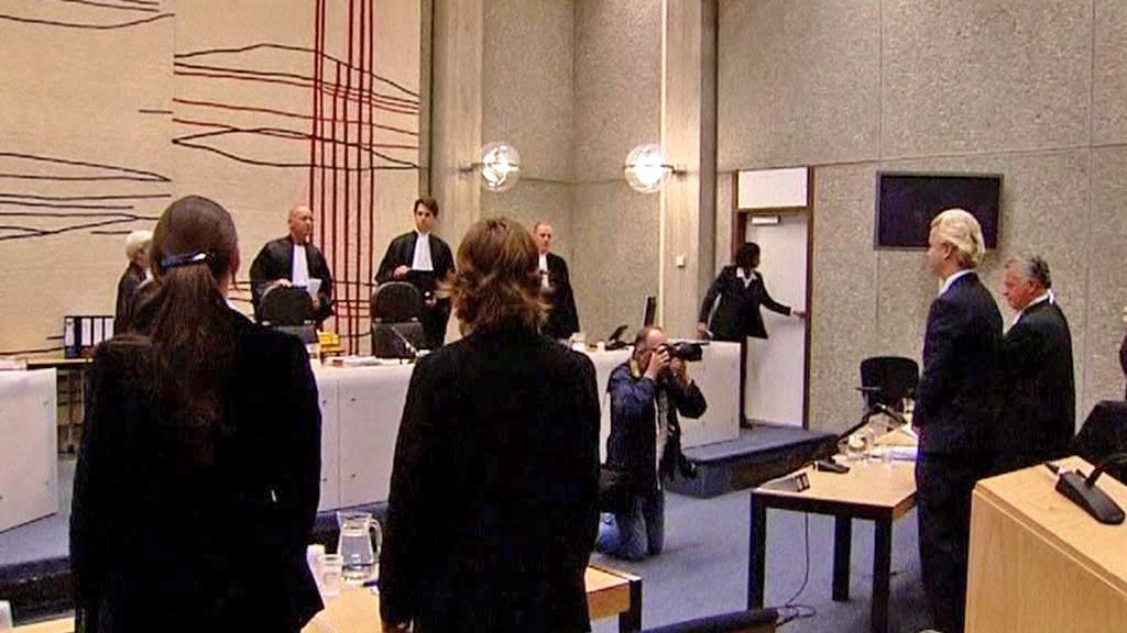 Geert Wilders u soudu