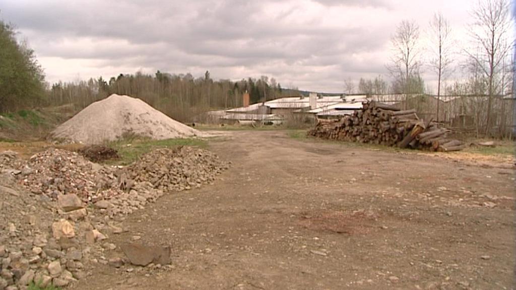 Místo pro mirošovskou bioplynovou stanici