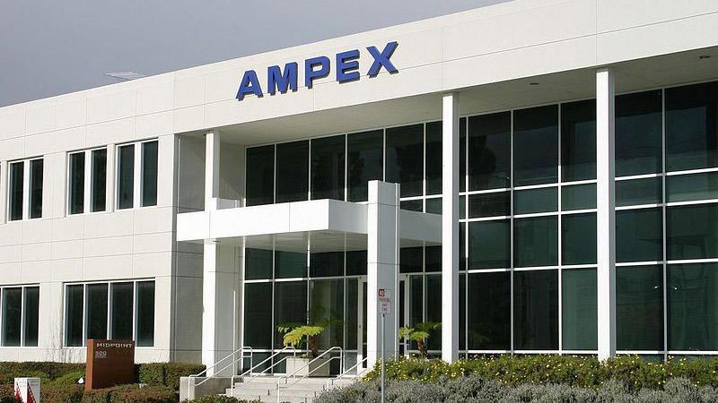 Firma Ampex v Kalifornii