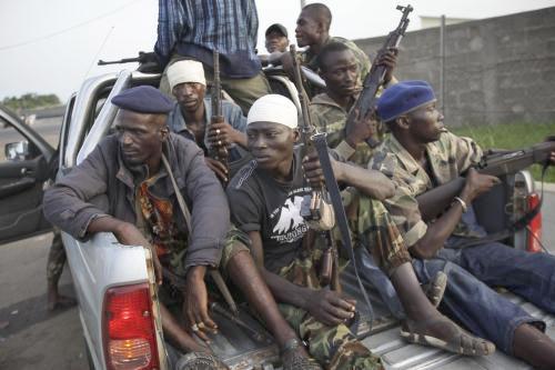 Ouattarovi vojáci