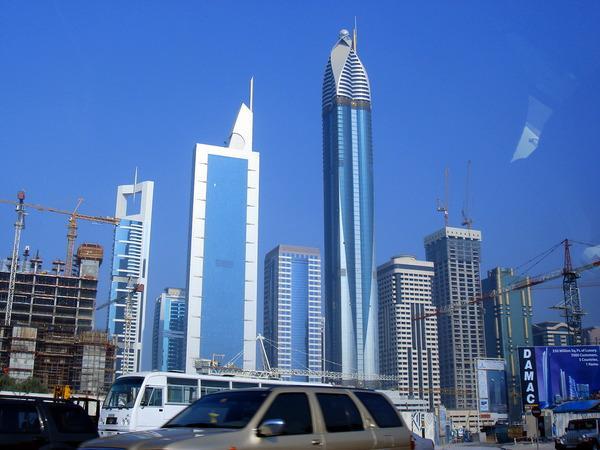 Nejvyšší hotel světa
