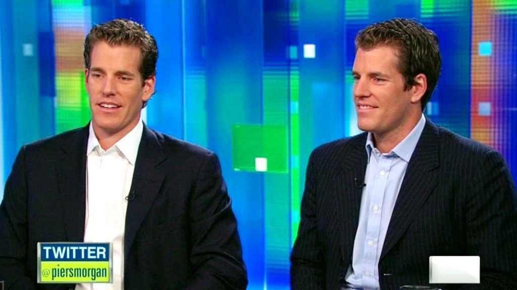 Dvojčata Cameron a Tyler Winklevossovi