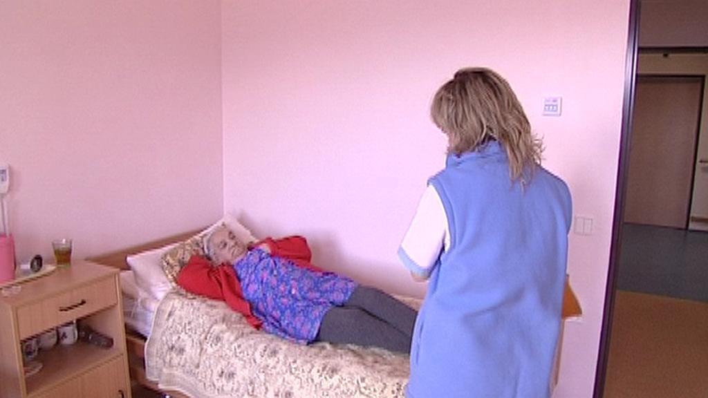 Domov důchodců