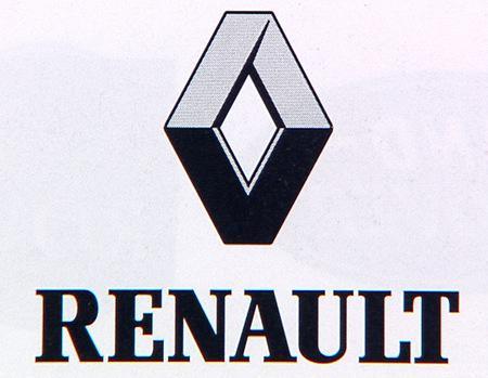 Logo firmy Renault
