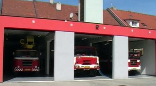 Moderní základna bojkovických hasičů