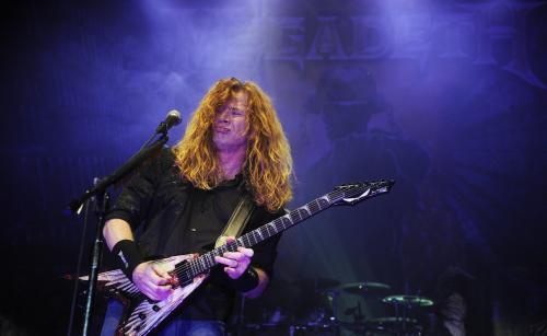 Koncert skupiny Megadeth