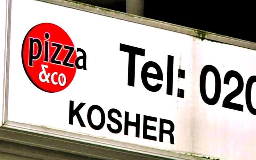 Košer pizza